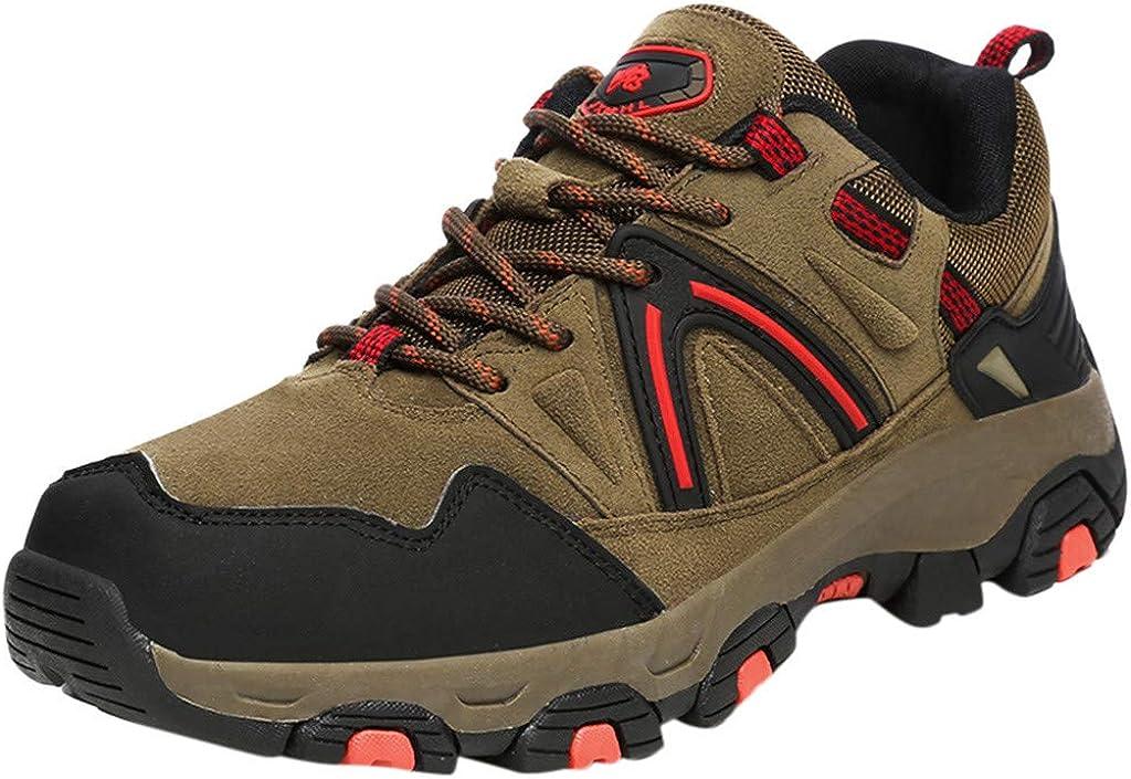 Al Aire Libre Zapatos de Senderismo,Antideslizante Zapatillas de Deporte,ZARLLE Hombres Talla Grande Botas de Campo,Viajar Zapatos de Seguridad,2019 Zapatos Casuales: Amazon.es: Ropa y accesorios