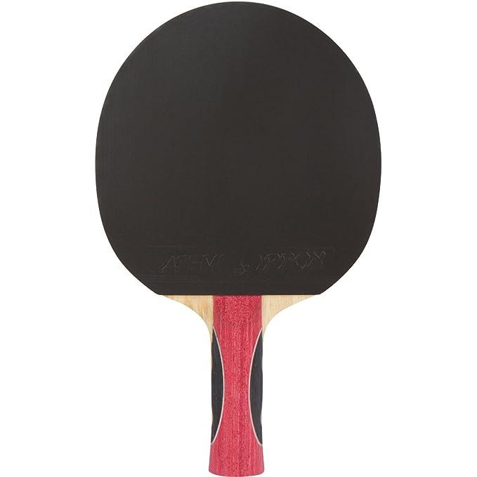 Atemi Palas De Ping Pong Pro Line 2000 - Control Y Potencia Superior - Raqueta De Tenis De Mesa Homologadas por La ITTF Fabricada Pala De Tenis De Mesa ...