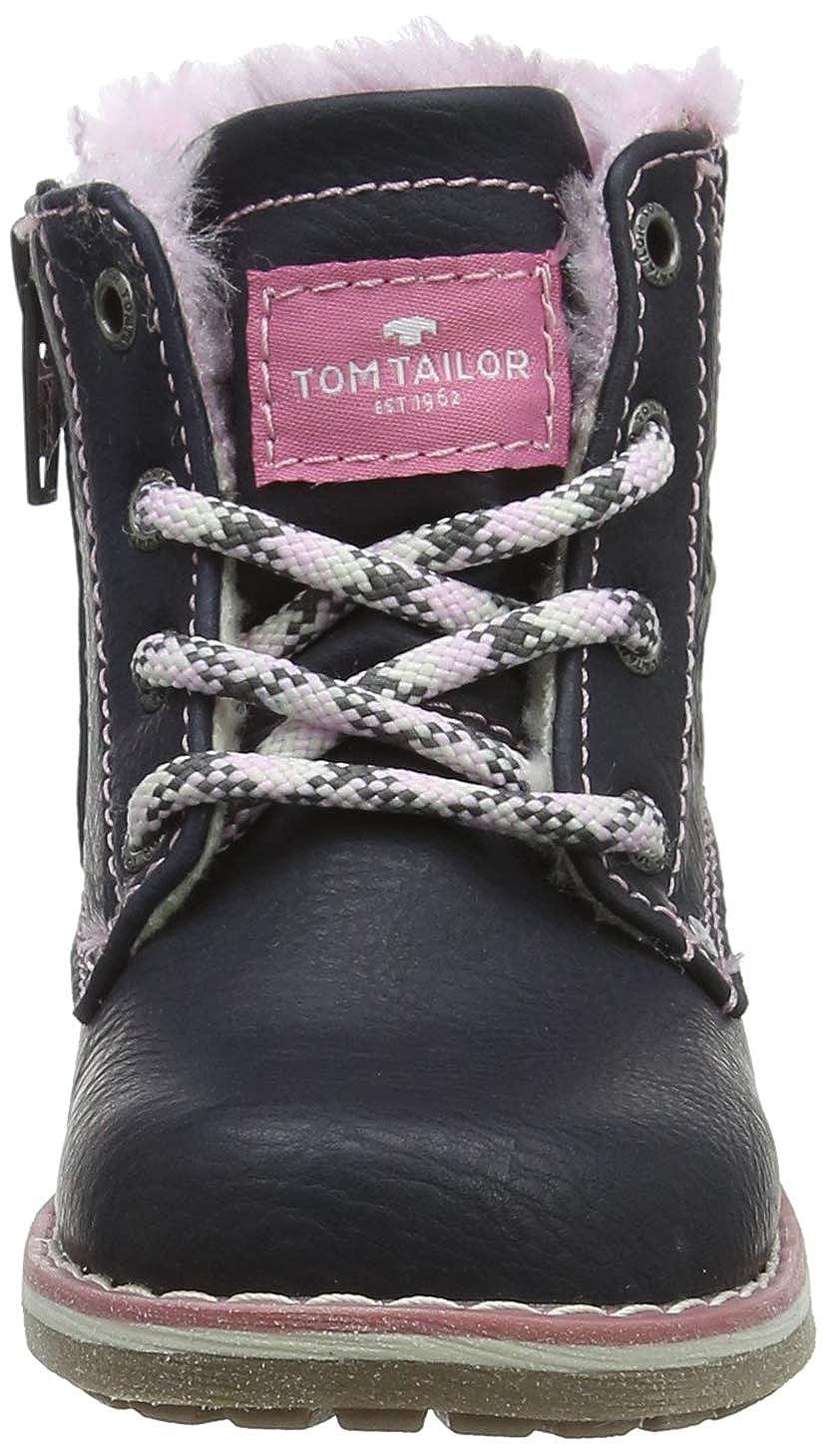TOM TAILOR Mädchen 5872201 Stiefeletten