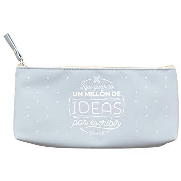 Estuche Mr. Wonderful Aquí guardo un millón de ideas por ...