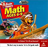 Software : Reader Rabbit Math Adventure Ages 6-9  (Jewel Case)  [OLD VERSION]