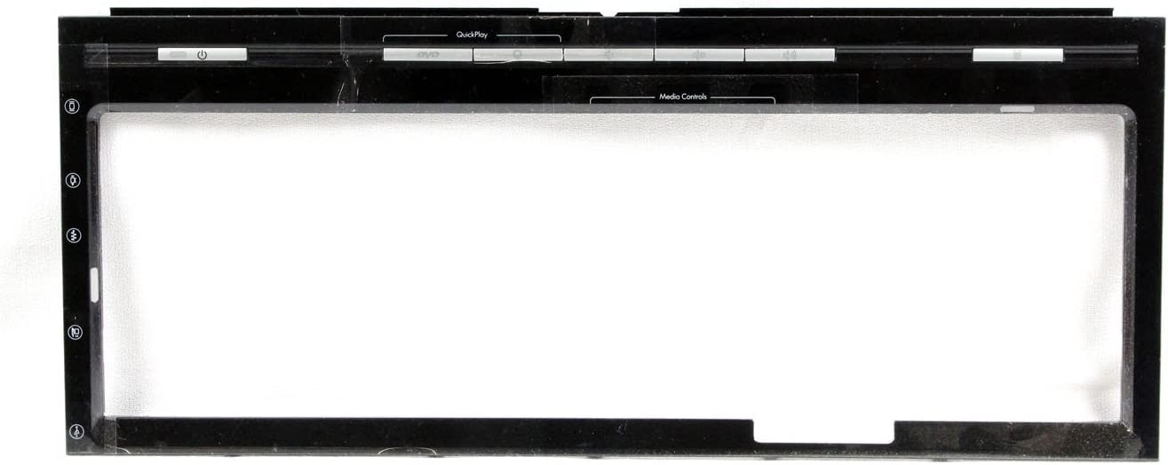 HP Pavilion DV8000 Power Button Keyboard Frame Cover APZK30000900 403818-001 -Z