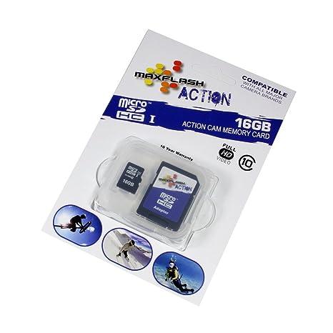 Tarjeta de Memoria 16GB para Sony Alpha 350 (DSLR-A350 ...