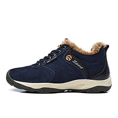 d27b1b1b1c6 Amazon.com | Winter Shoes Men Causal Climbing Shoes Outdoor Boots ...