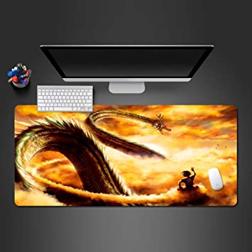czxmp 80 * 30cm*3mmAnimación Mouse Pad Gaming Player Game Pad ...