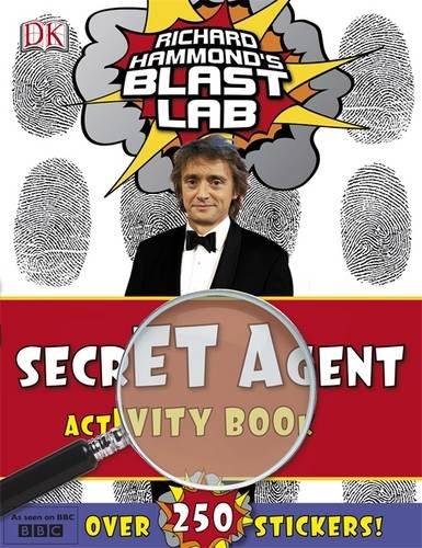 Read Online Richard Hammond's Blast Lab Secret Agent Activity Book PDF