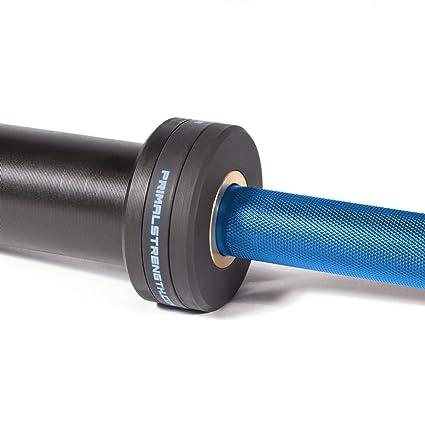 Primal Strength - Barra de Cerámica con 8 Agujas Azules