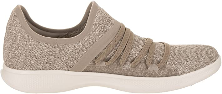 Skechers Women's Go Step Lite Redefine Taupe Casual Shoe 5 Women US