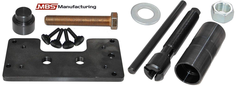 MBS Mfg Harley Davidson TC88 Older Inner Cam Bearing Installer & Puller for Twin Cam 88 MBS Manufacturing Inc