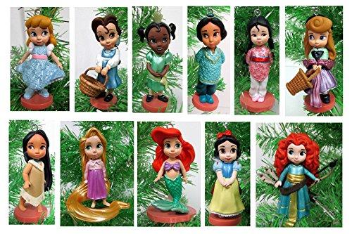 Disney Princess Christmas Ornaments Cinderella