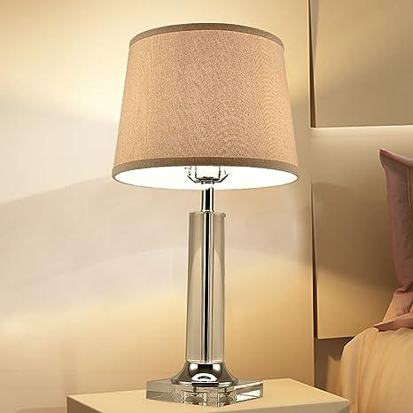 lampara mesa Sala de estar moderna Estudio de estudio Lámpara de ...