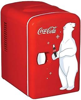 Coca Cola Kwc 4 6 Can Personal Mini 12 V Car Fridge
