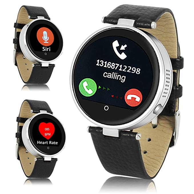 Indigi® Elegante Bluetooth SmartWatch Teléfono Integrado ...