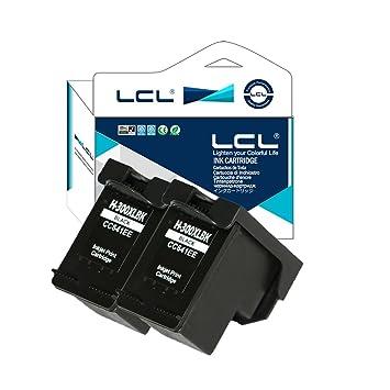 LCL 300XL CC641EE (2-Pack Negro) Cartuchos de Tinta ...