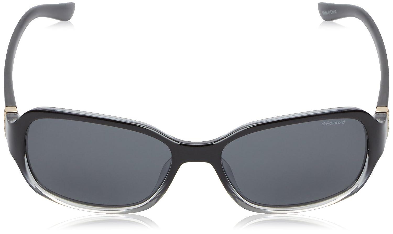 Polaroid Y2 Gafas Black Shiny Pld De 5014s SolGrisshaded Llg bfg7Yy6