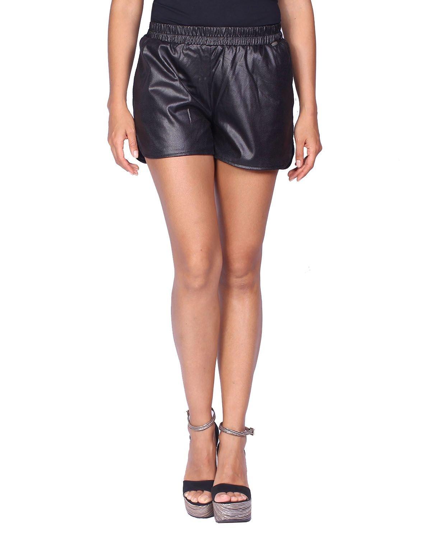 Kaporal Women's Shorts RYTME - Black, US Size: S/UK Size: M