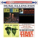 Three Classic Albums Plus (Back To Back / Side By Side / Duke Ellington Meets Coleman Hawkins)