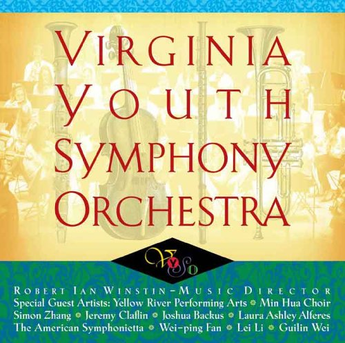 Price comparison product image VYSO - Virginia Youth Symphony Orchestra