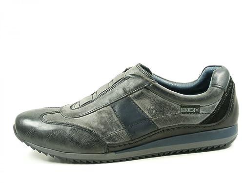 Pikolinos, Liverpool M2A-6061DT_I16, Deportivo blucher black de Hombre, talla 39: Amazon.es: Zapatos y complementos
