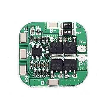 10A 14.8 V 16.8 V 4S 18650 Cargador de batería de Litio Li ...