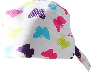 Baby Kinder Viereck Halstuch Bandana Kopftuch Cap Tuch Scarf mit Motiv Schmetterling