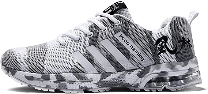 Zapatillas de Deporte Respirable Sneakers Zapatillas Running para ...