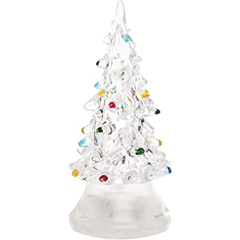 Amazon.com: LED Color Changing Lighted Christmas Tree ...