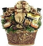 Gift Basket Village Winter Warm-Up Deluxe Coffee Gift Basket