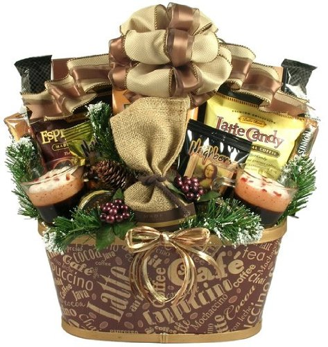 Gift Basket Village Winter Warm-Up Deluxe Coffee Gift Basket