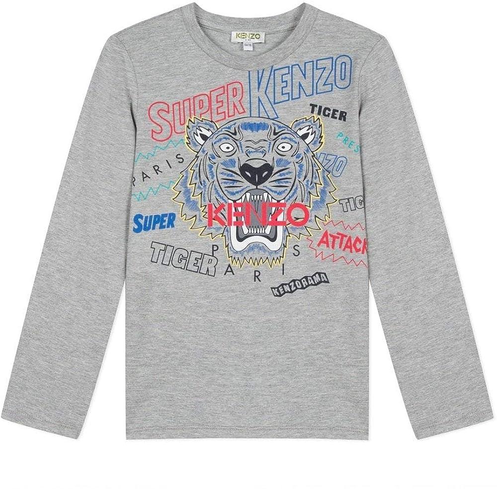 Kenzo Kids Super Graphic Print Sweatshirt