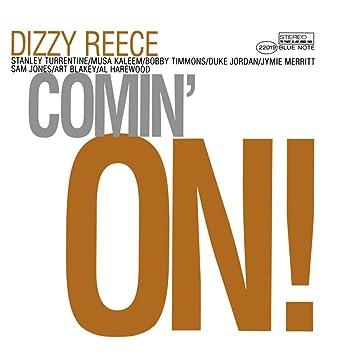 b73ff770fc7fa8 Dizzy Reece - Comin  On - Amazon.com Music