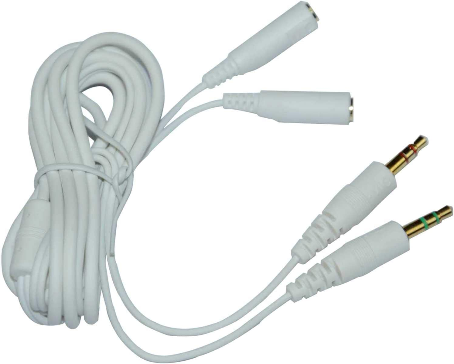 3.5mm Extension Cable Headset Cord