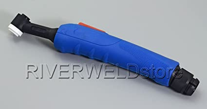 WP-20F SR-20F Flexible TIG Welding Torch Head Body 200Amps Water Cooled Standard Quality