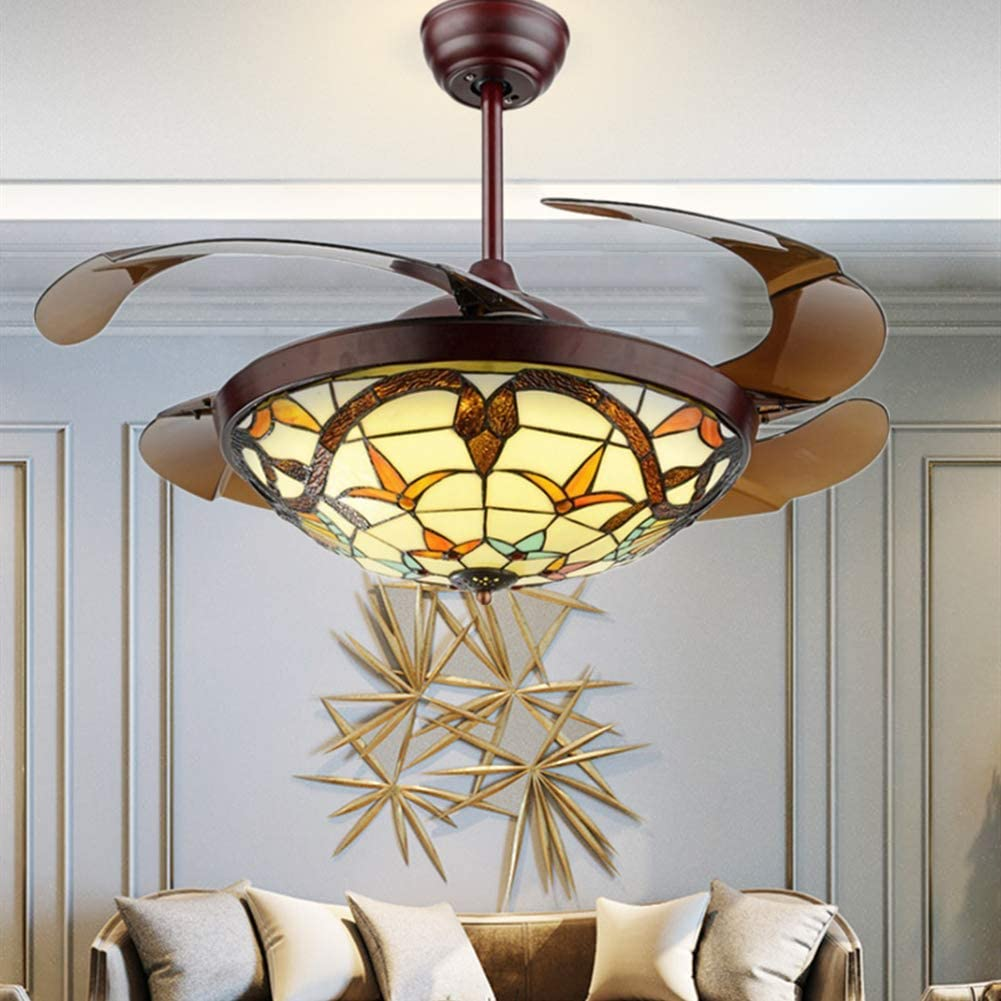 12 Best Ceiling Fans With Retractable Blades And Lights In 2020 Peachy Rooms