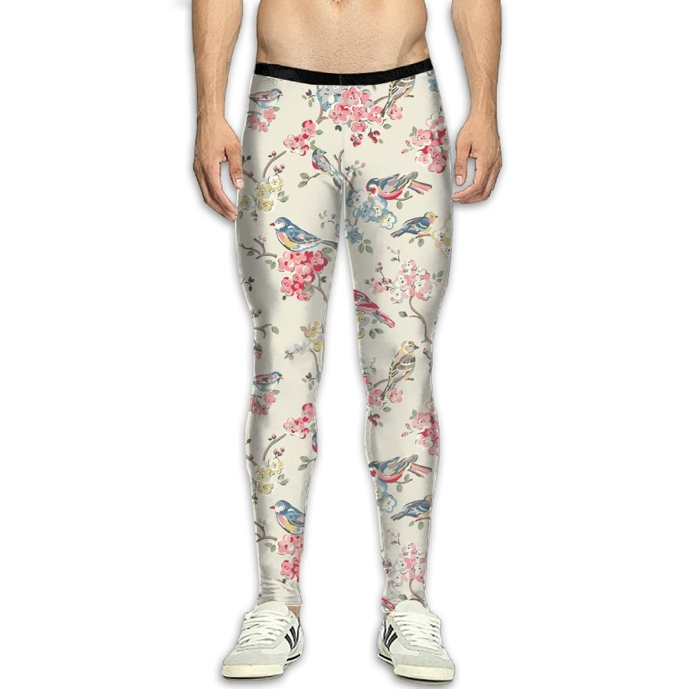 Virgo Flowers Floral Cool Compression Pants//Running Tights Leggings Female Christmas