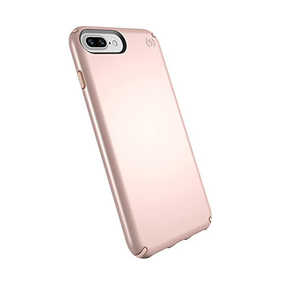 Amazon.com  Speck Products Presidio Metallic Case for iPhone 8 Plus ... 04903b32bded
