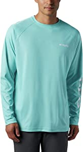 Columbia Mens Terminal Deflector Long Sleeve Shirt