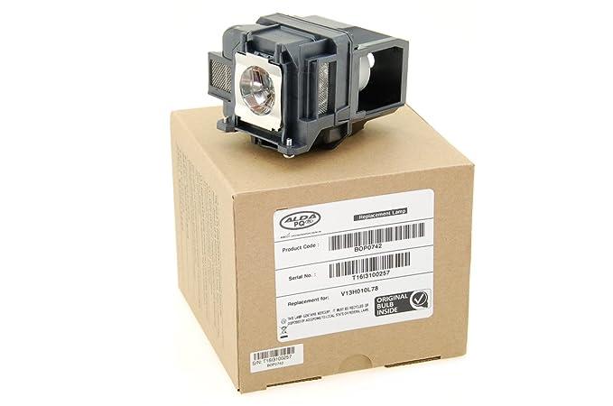 Alda PQ Original, Lámpara de proyector para EPSON EH-TW570 ...
