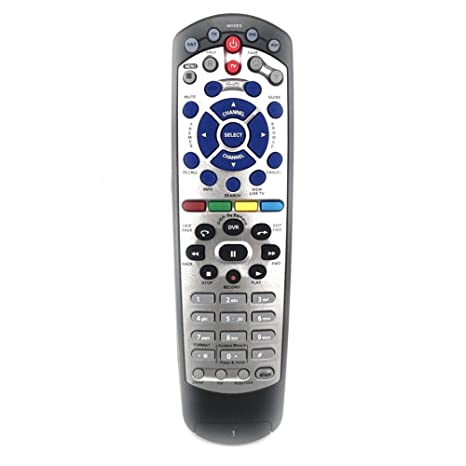 Dish network 6. 3 ir/uhf pro dknfsk03 remote control 148787.