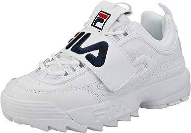 fila white shoes disruptor