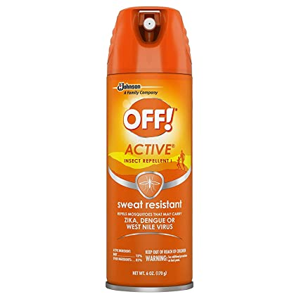 Walgreens Off! Active Insect Repellent