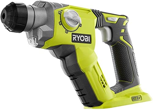 Ryobi P222 Ryobi One 18V SDS Rotary Hammer Tool Only – Battery and Charger NOT Included