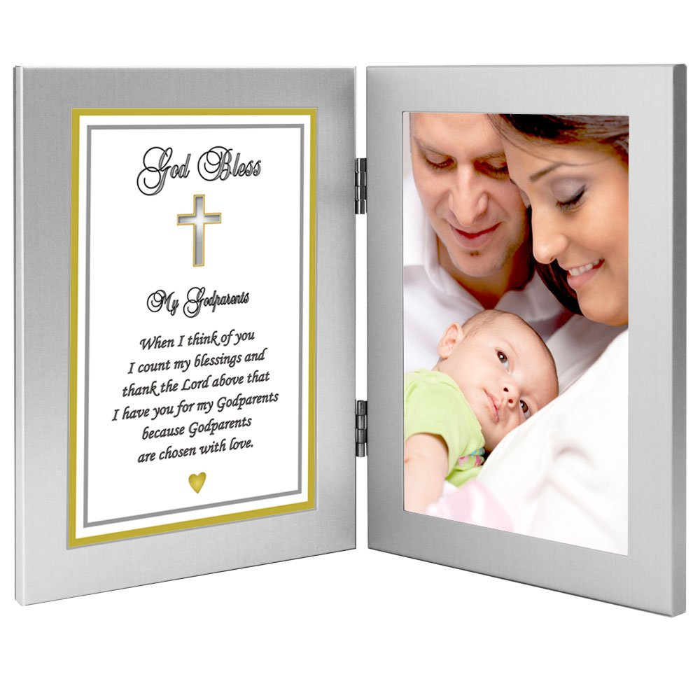 Godson or Goddaughter Gift From Godmother - Baptism, Christening or ...