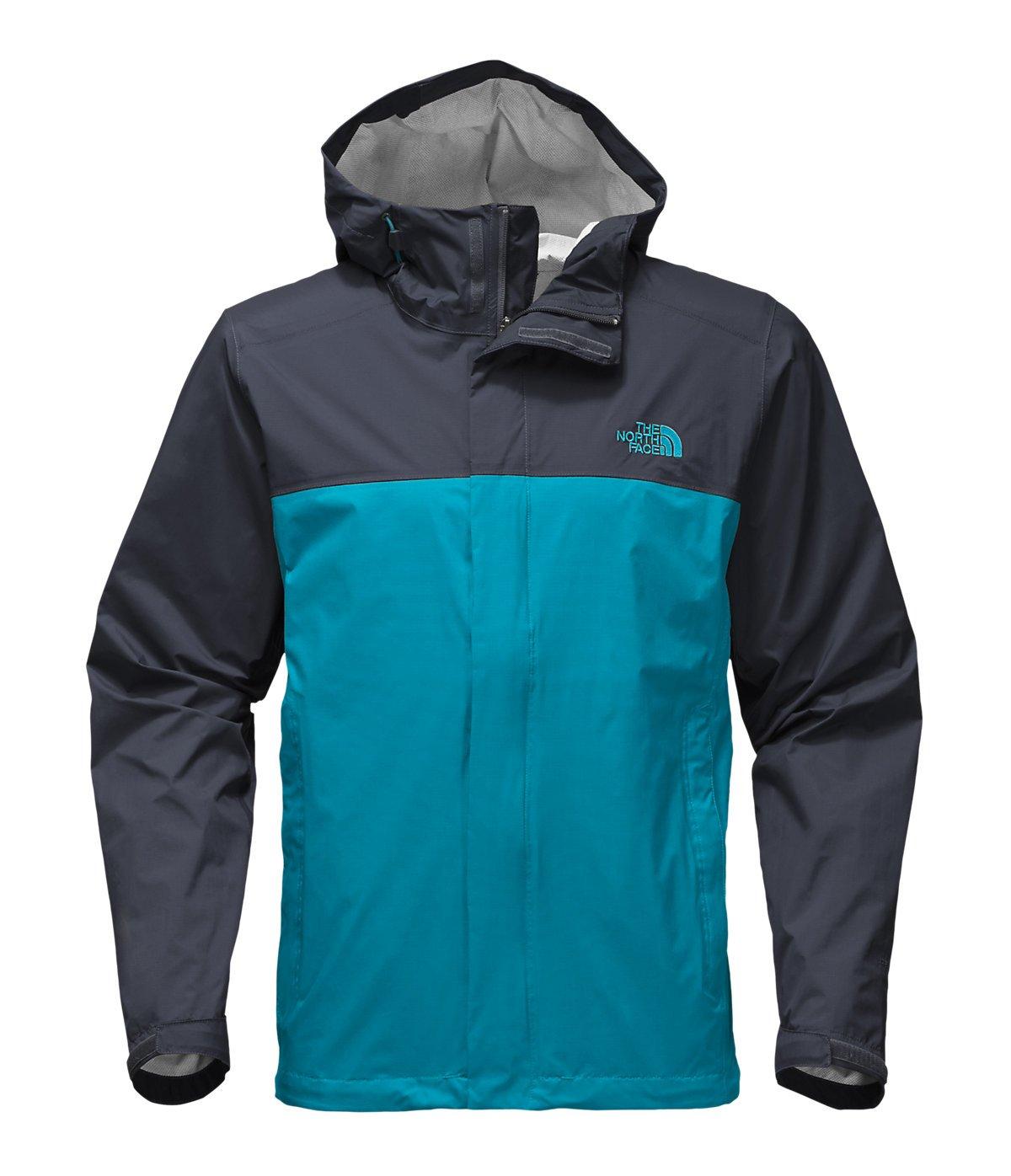 The North Face Men's Venture 2 Jacket - Brilliant Blue/Urban Navy - XL (Past Season)