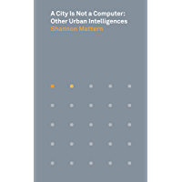 A City Is Not a Computer: Other Urban Intelligences (Places Books Book 2)