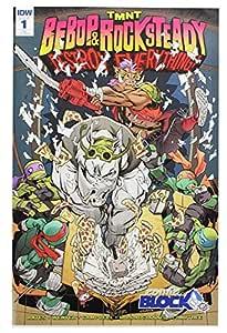 Teenage Mutant Ninja Turtles TMNT: Bebop & Rocksteady ...