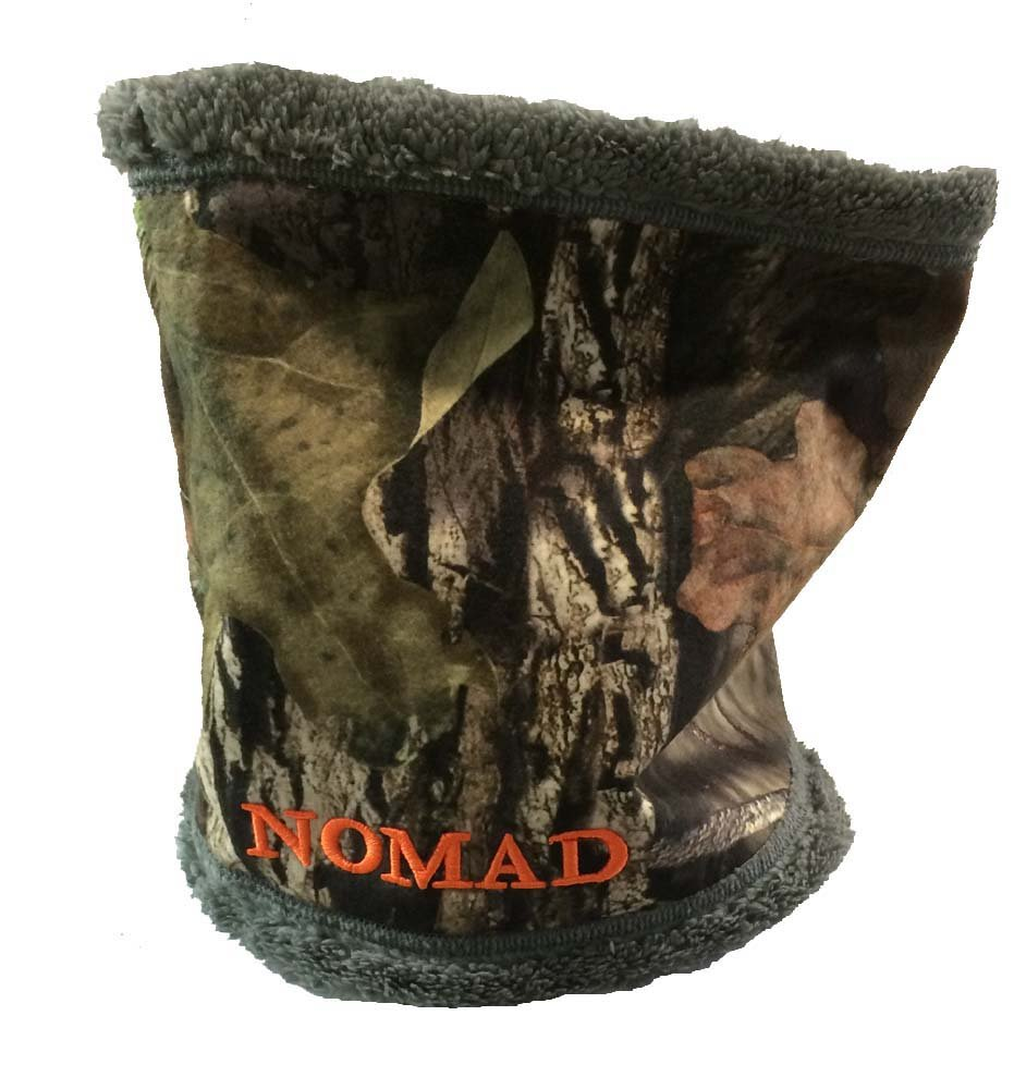 Nomad Harvester Neck Gaiter, Moss Oak Break-Up Country, One Size by Nomad