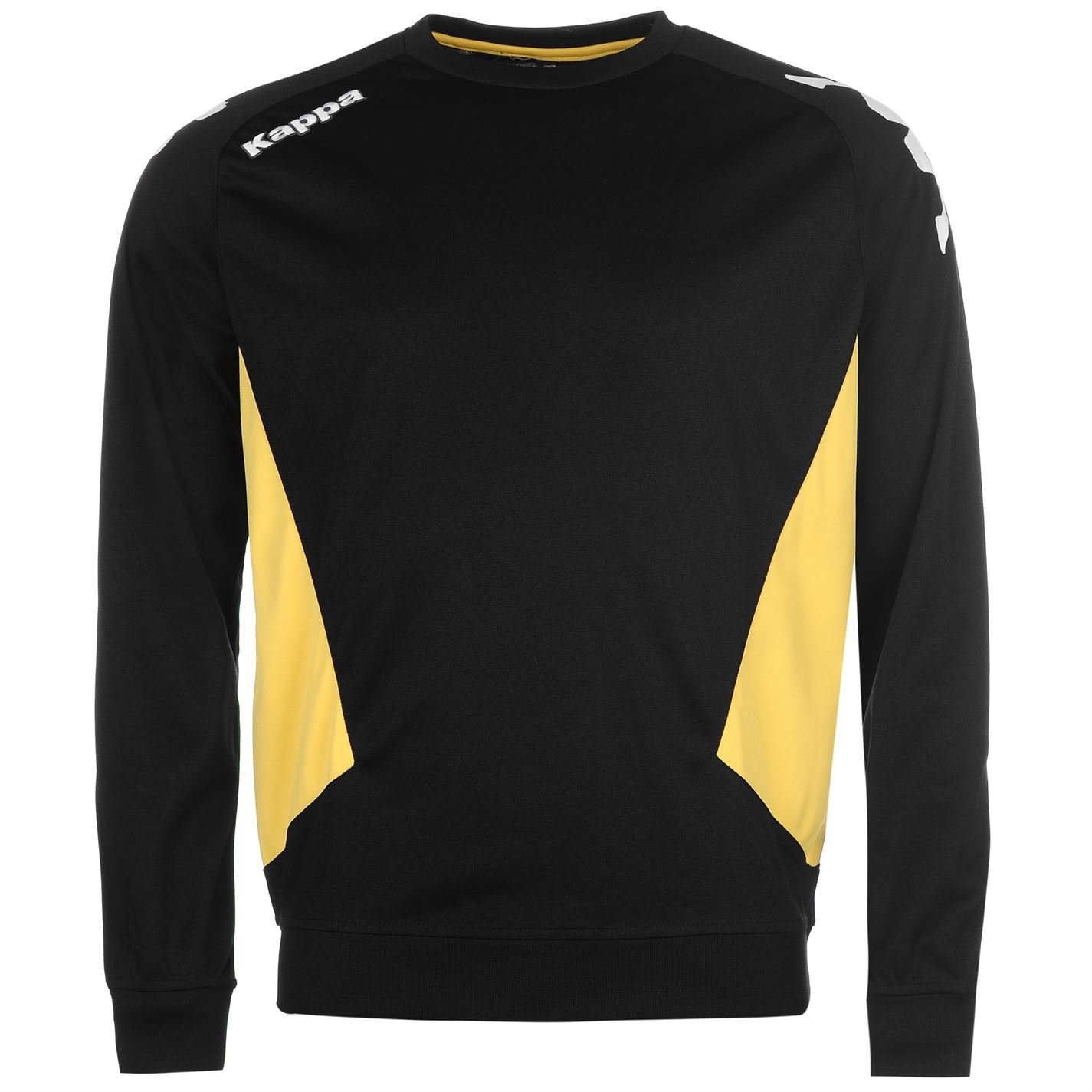 Kappa Mens Cremone Sweater Jumper Pullover Football Top