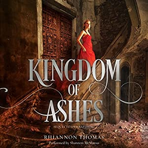 Kingdom of Ashes Hörbuch