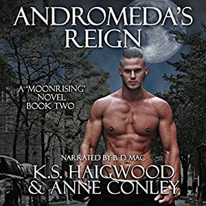 Andromeda's Reign Audiobook